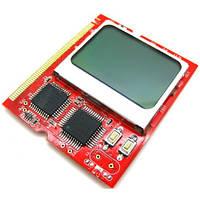 Mini PCI POST карта с текстовым оповещение, анализ 10.02256