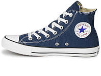 Мужские кеды Converse All Star High Blue/White
