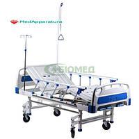 Кровать механическая четырехсекционная «Биомед» HBM-2SM