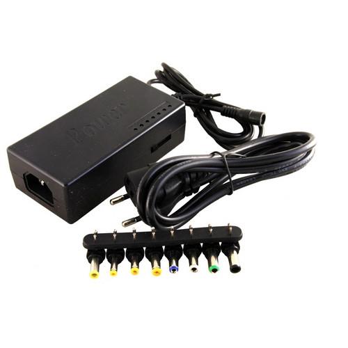 Універсальний зарядний пристрій ноутбука 12-24В 10.00165