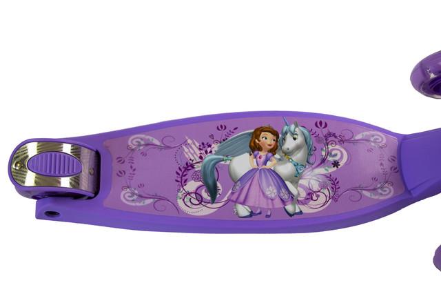 Самокат детский MAXI Disney Unicorn Princess