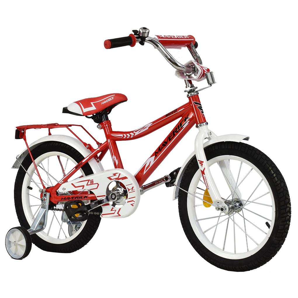 Велосипед MAVERICK Красный R 1604