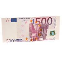 Кошелек, бумажник, портмоне, визитница, 500 евро   код: 10.03099