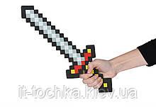 Детское оружие меч same toy 16024ut Майнкрафт eva