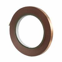 Медная фольга 5 мм х 30 м лента клейкая токопроводящая 10.01251
