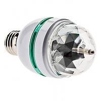 ТОП ВЫБОР! Светомузыка для дома LED Mini Party Light Lamp, диско лампа лед, лампа диско мини пати, лампа с патроном, лампа для праздника, 1000239