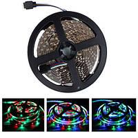 5м лента светодиодная, 300x 3528 SMD LED, RGB 2000-03366
