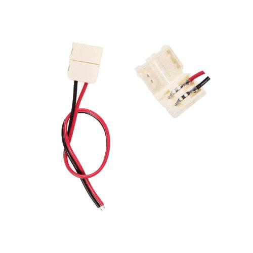 Коннектор выводной для 10мм LED ленты SMD 5050 2000-01238