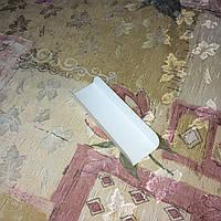 Подложка под эклер с ушками, молочная, 110х30мм/мин 200 шт, фото 1