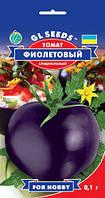 Томат Фіолетовий солодкий унікальний салатний сорт середньостиглий урожайний , упаковка 0,1 г, фото 1