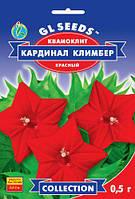 Квамоклит Кардинал Климбер красный лиана, упаковка 0,5 г