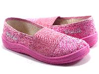 Балетки ортопедические детские Waldi АЛЛА розовые, р30-36