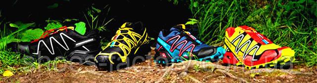 Треккинговая обувь Salomon