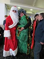 Новогодние праздники с Цыганкой и Дедом Морозом(актер или костюм)