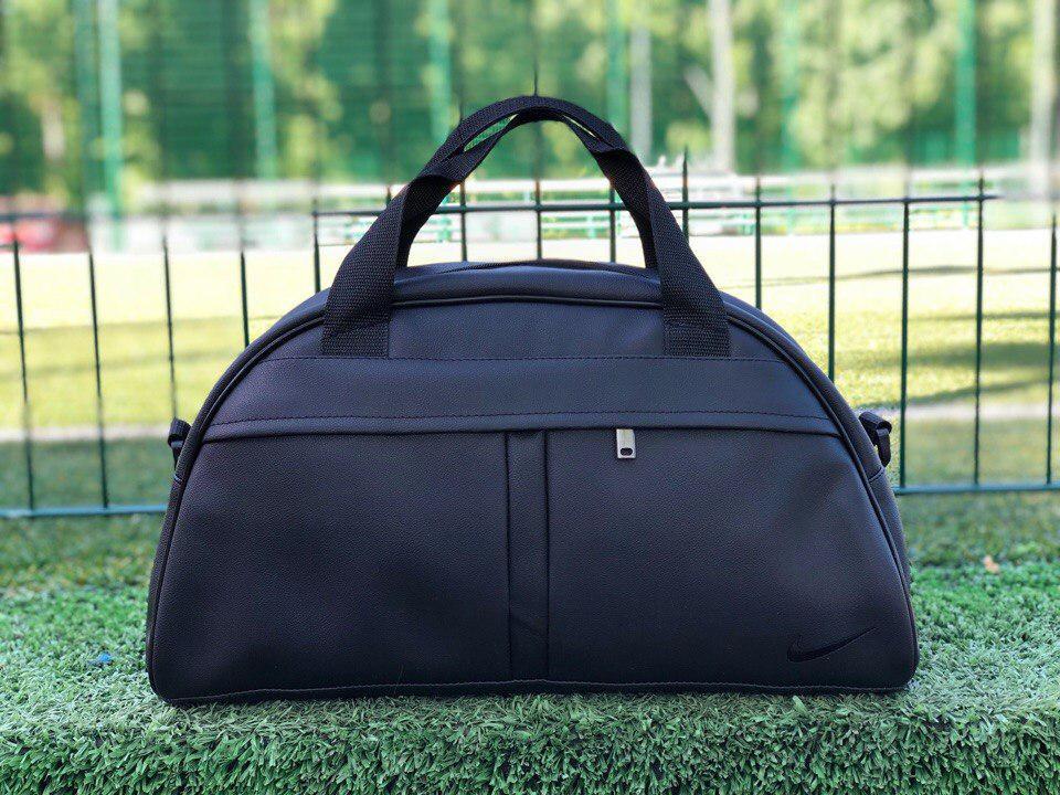 9938b7dc7c027 Спортивная сумка Nike (копия) черная: продажа, цена в Киеве ...
