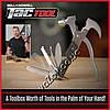 Мультифункциональный складной инструмент Tac Tool 18 в 1