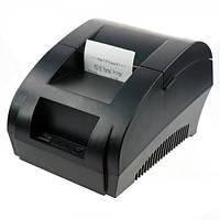 Термопринтер, POS, чековый принтер Xprinter XP-58IIH 58мм   код: 10.01160