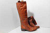 Женские кожаные сапоги Andre, 37 р, фото 1