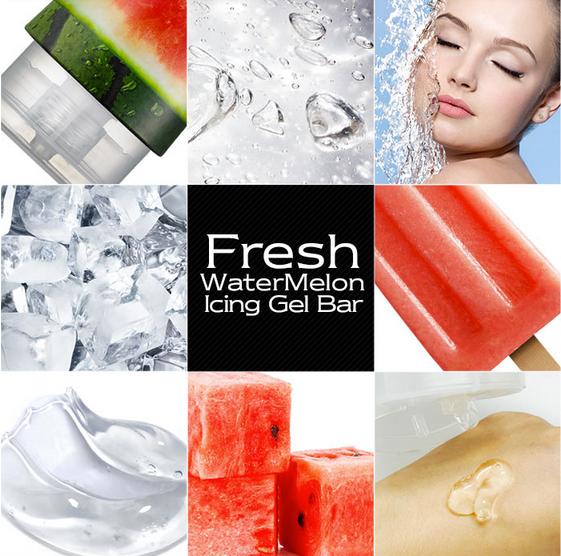 LadyKin Fresh Watermelon Icing Gel Bar