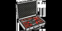 Набор шарнирно-губцевого инструмента с отвертками 1000 В, 7 шт., NEO  01-302