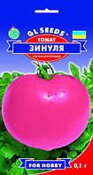 Томат Зинуля низкорослый высокоурожайный сорт мякоть сахаристая очень вкусная скороспелый, упаковка 0,1 г