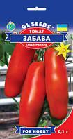 Томат Забава продуктивный экзотический среднеранний сорт очень вкусный лежкий, упаковка 0,1 г