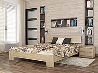 Кровать из натурального дерева Титан, фото 1