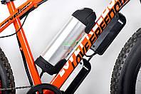 Элеткровелосипед мощность электродвигателя 350 Вт Fat-Bike Love Freedom элитного класса с толстыми колесами
