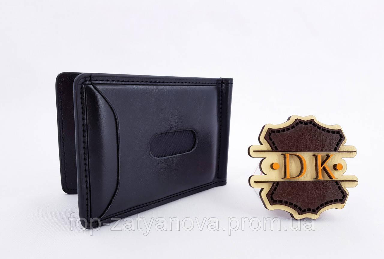 2ef02249871b ЛИКВИДАЦИЯ Зажим для денег 11*8*1.5 см кардхолдер черный, цена 110 ...