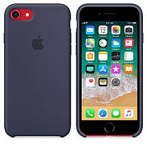 Чехол Silicone Case для Apple iPhone 7/8, фото 3