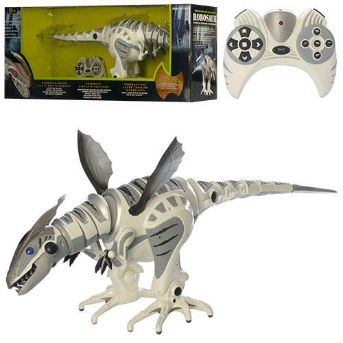 Робот динозавр Robosaur TT320 Робозавр на радиоуправлении
