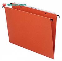 Папки підвісні для картотек FP FS (1/50-оранж)