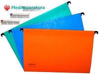Папки підвісні для картотек FP A4 (1/50-оранж)