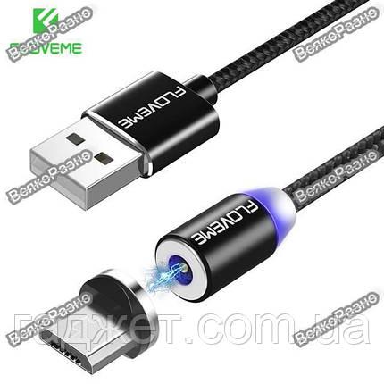 Магнитный  USB кабель .USB кабель. Micro USB кабель., фото 2