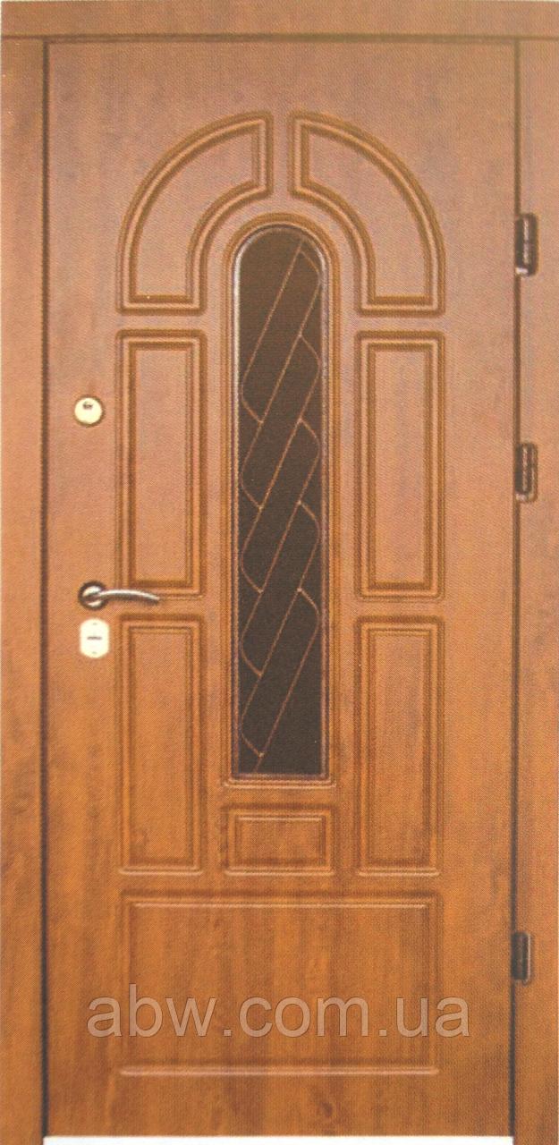Двери Форт - модель Ковка №3