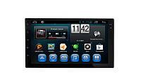 Магнитола Mazda универсальная  Kaier KR-7102 Android, без DVD, 4-х ядерный процессор