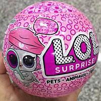 """Игровой набор """"Мой Любимец"""" L.O.L. Surprise Pets 4 Сезона  серии   """"Секретные Месседжи""""  Eye Spy Series"""