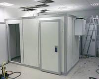 Холодильная камера для хранения рыбы, мяса и т.д.
