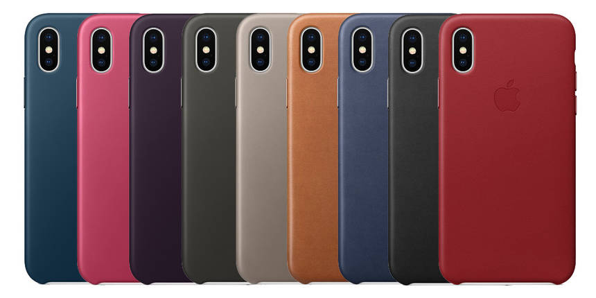 Чехол Silicone Case для Apple iPhone X, фото 2