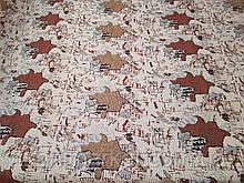 Гобелен K-3 оббивна меблева тканина Туреччина (віт)