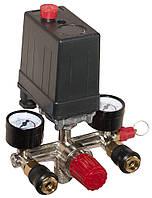 Автоматика компрессора 380В 20А в сборе тип 3 Профи