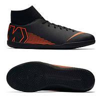 Футбольные мужские футзалки Nike MercurialX SuperflyX 6 Club IC, фото 1