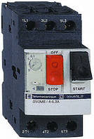 Автоматы защиты двигателей GV2ME05