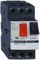 GV2ME05 Автоматы защиты двигателей с механической регулировкой 0,63-1A