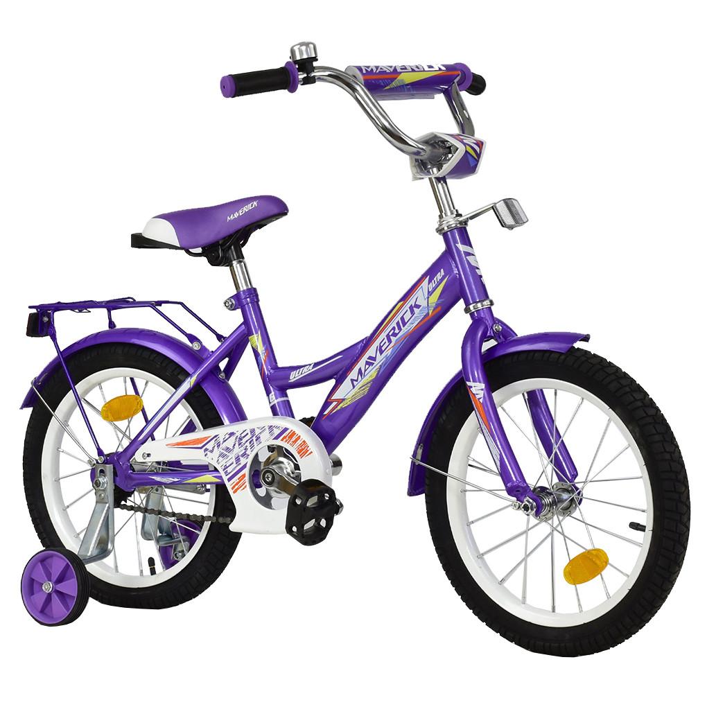 Велосипед MAVERICK Фиолетовый R 1603