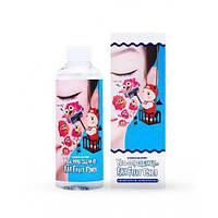 Тоник-пилинг с фруктовыми кислотами  ELIZAVECCA Hell-Pore Clean Up AHA Fruit Toner 200 ml