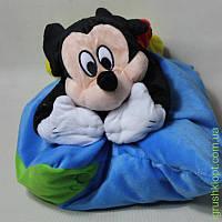 Подушка Микки - Маус в пакете
