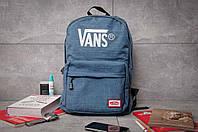 Городской рюкзак Vans, синий 90004