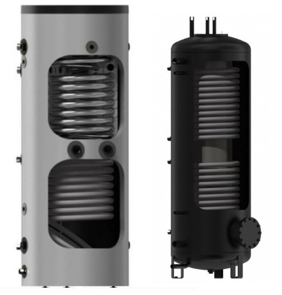 Акумулюючий бак з внутрішнім бойлером Drazice NADO 500/100 v3 (з теплоізоляцією Neodul)