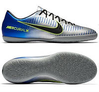 Футбольные мужские футзалки Nike MercurialX Victory VI Neymar IC, фото 1